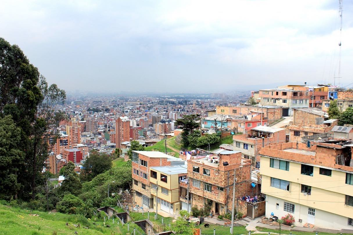 Safety tips in Bogota