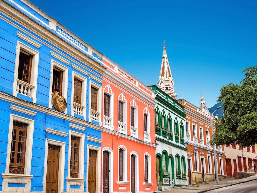 Bogota: 2 week itinerary colombia