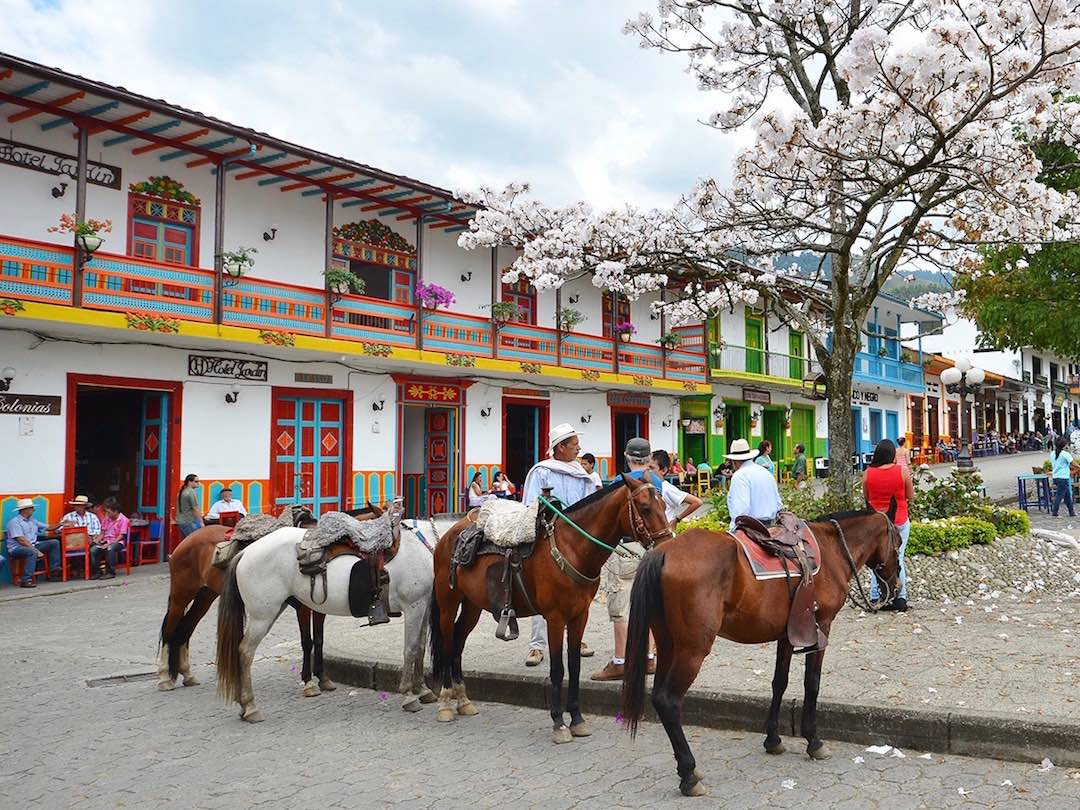 Colombia's Charming Little Towns