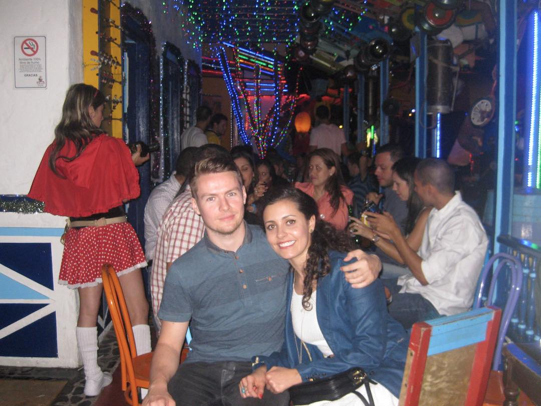 Nightlife things to do in Medellin