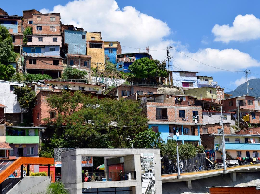 Comuna 13 medellin, one of our favourite things to do in the city