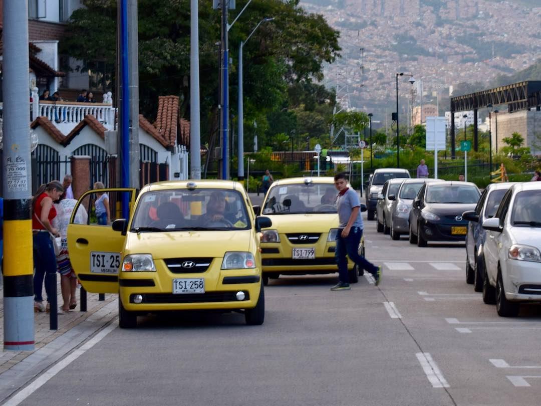 Public transport in Medellin