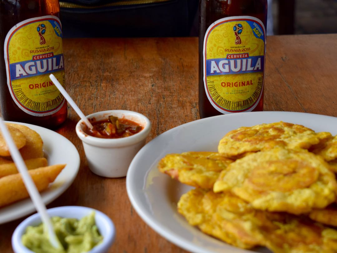 Colombia's Food is Delicious