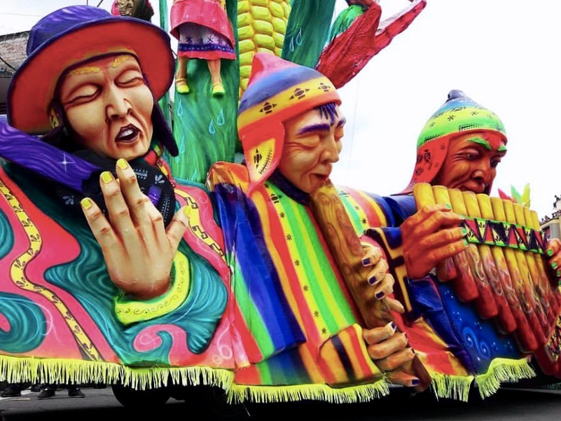 Colombia is Full of Festivals