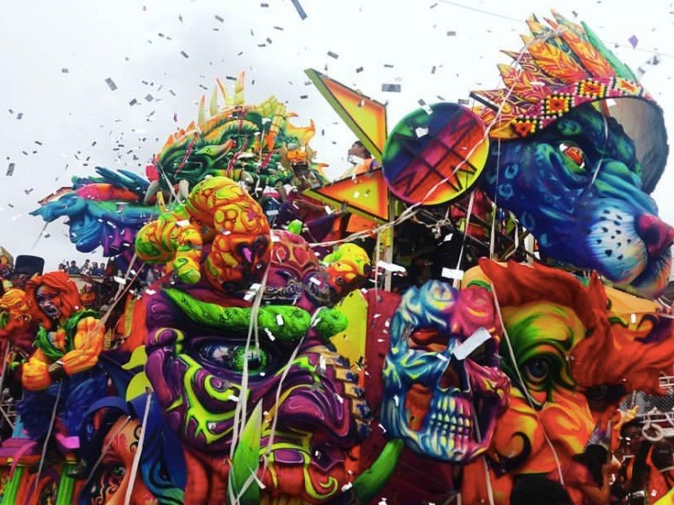 Festivals in Colombia