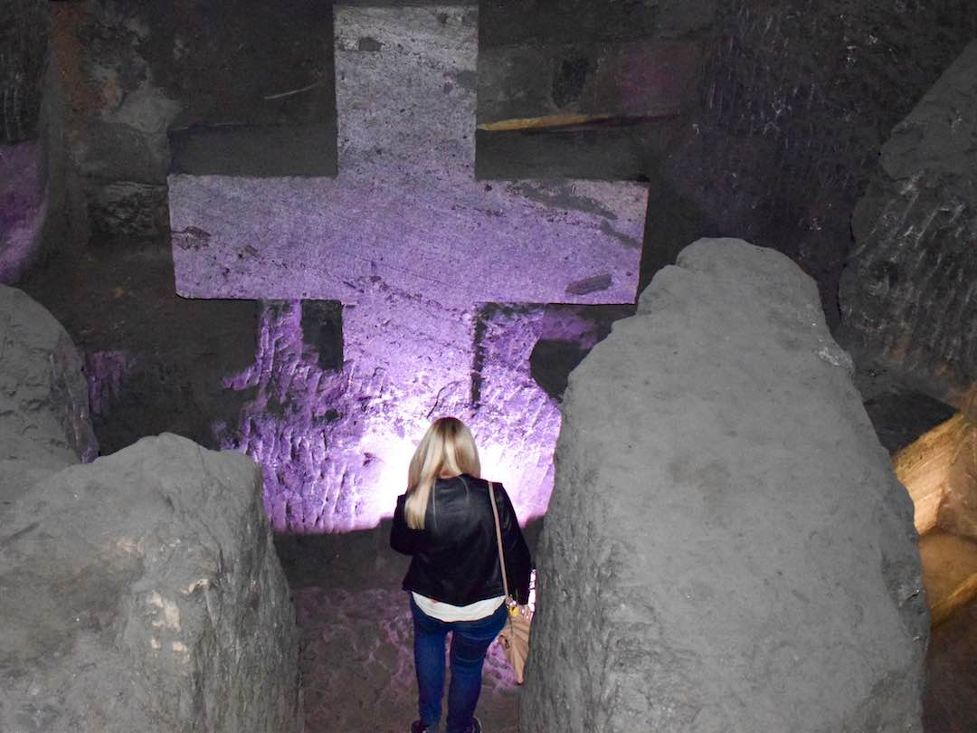 2 weeks in colombia: salt cathedral, zipaquira