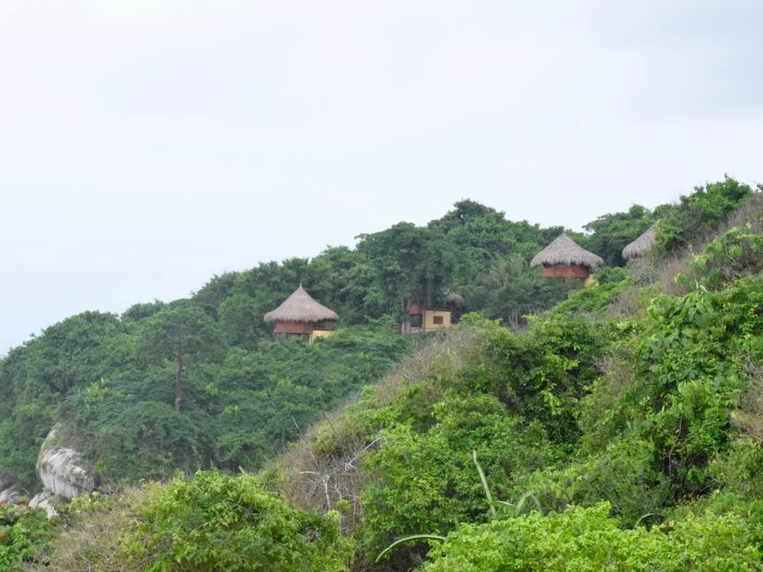 Colombia 2 week trip: parque nacional tayrona