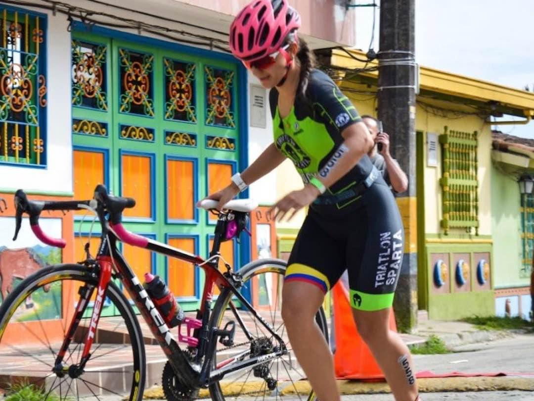 Triathlon day - guatape triathlon colombia 2019