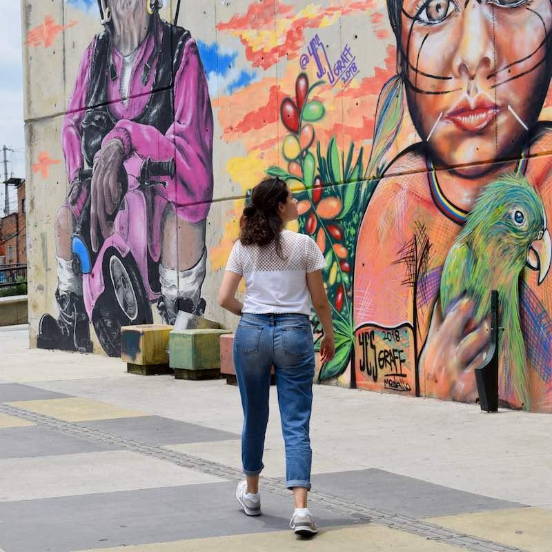 Exploring Medellin Colombia