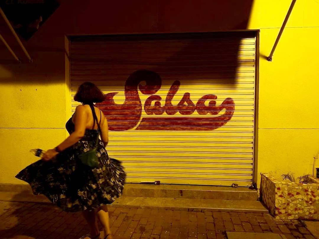 2 weeks in Colombia: dance salssa