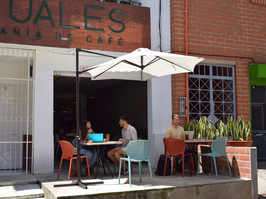 Best place for coffee in Medellin