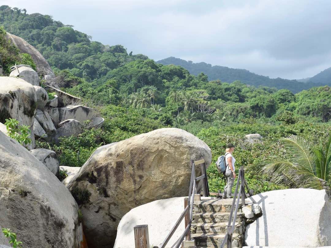 Parque Tayrona, Colombia