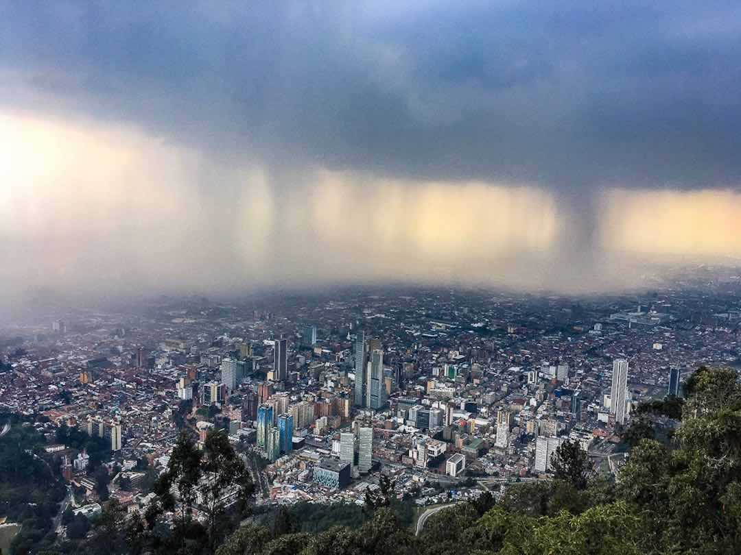 Best places to visit in Bogota Monserrate