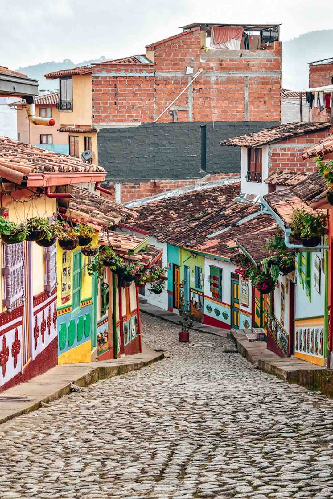 Best places to visit in Colombia Guatape
