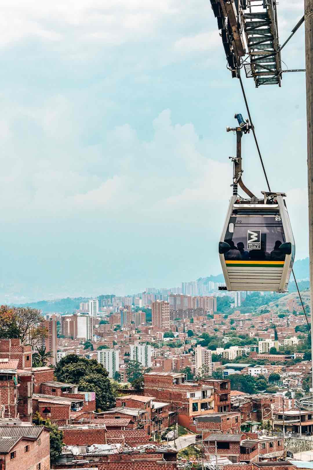Best places to visit in Medellin Colombia
