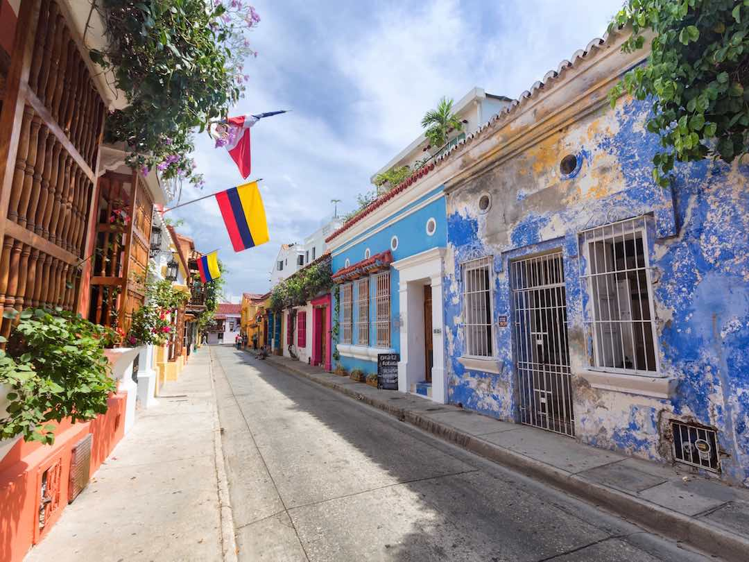 Solo Female Travel in Cartagena, Colombia