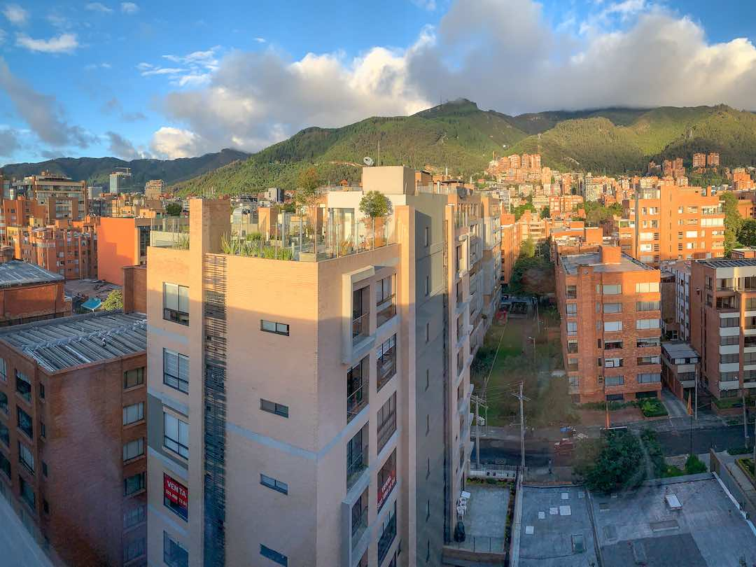 Places to stay in Bogota: chapinero