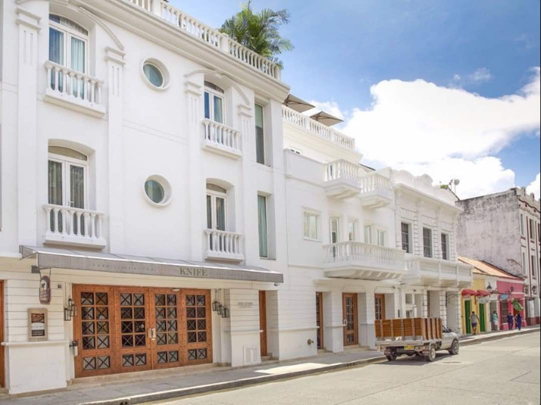 Hotels in Cartagena Colombia