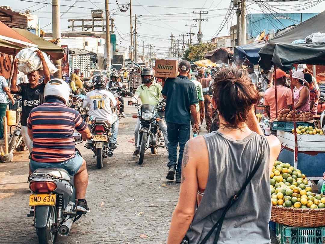 Things to do in Cartagena: Bazurto Market