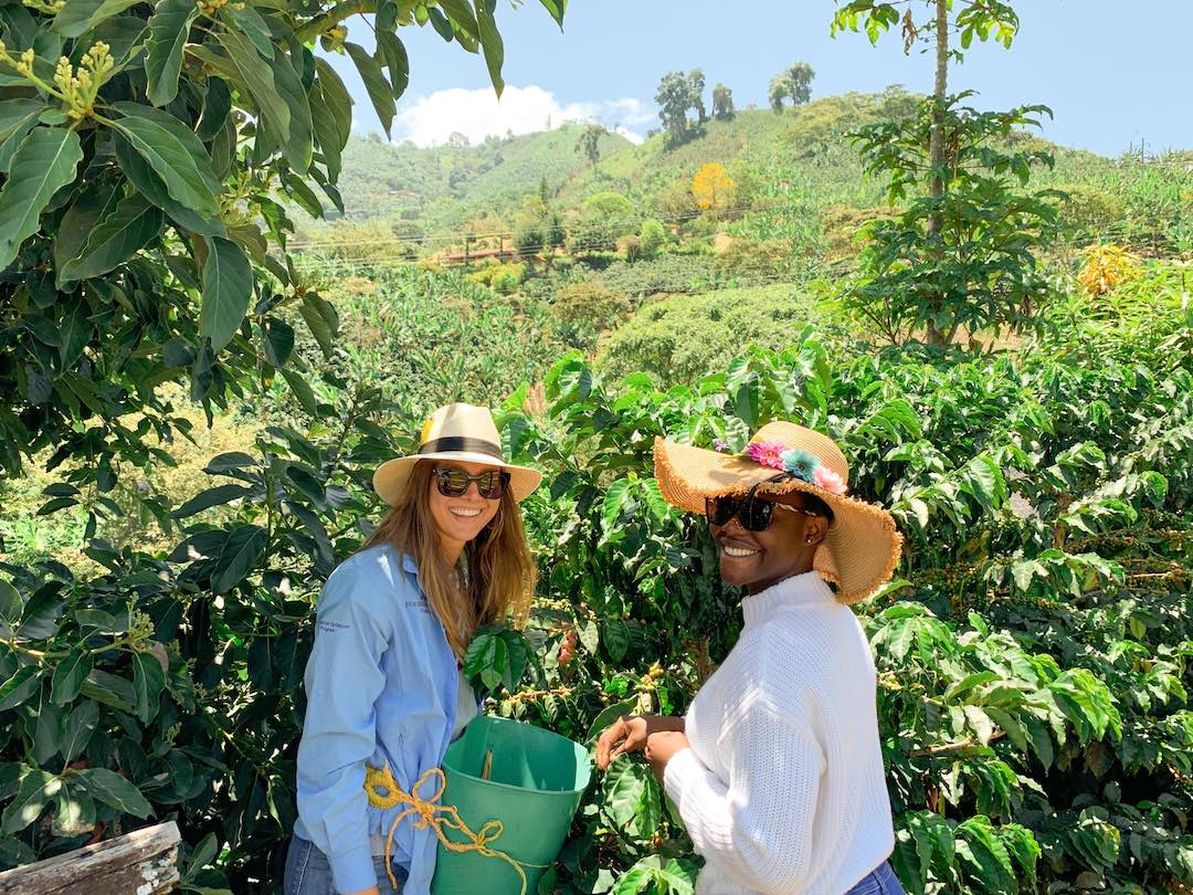 Visiting the coffee farm in Jardin with Other Way Round Travel