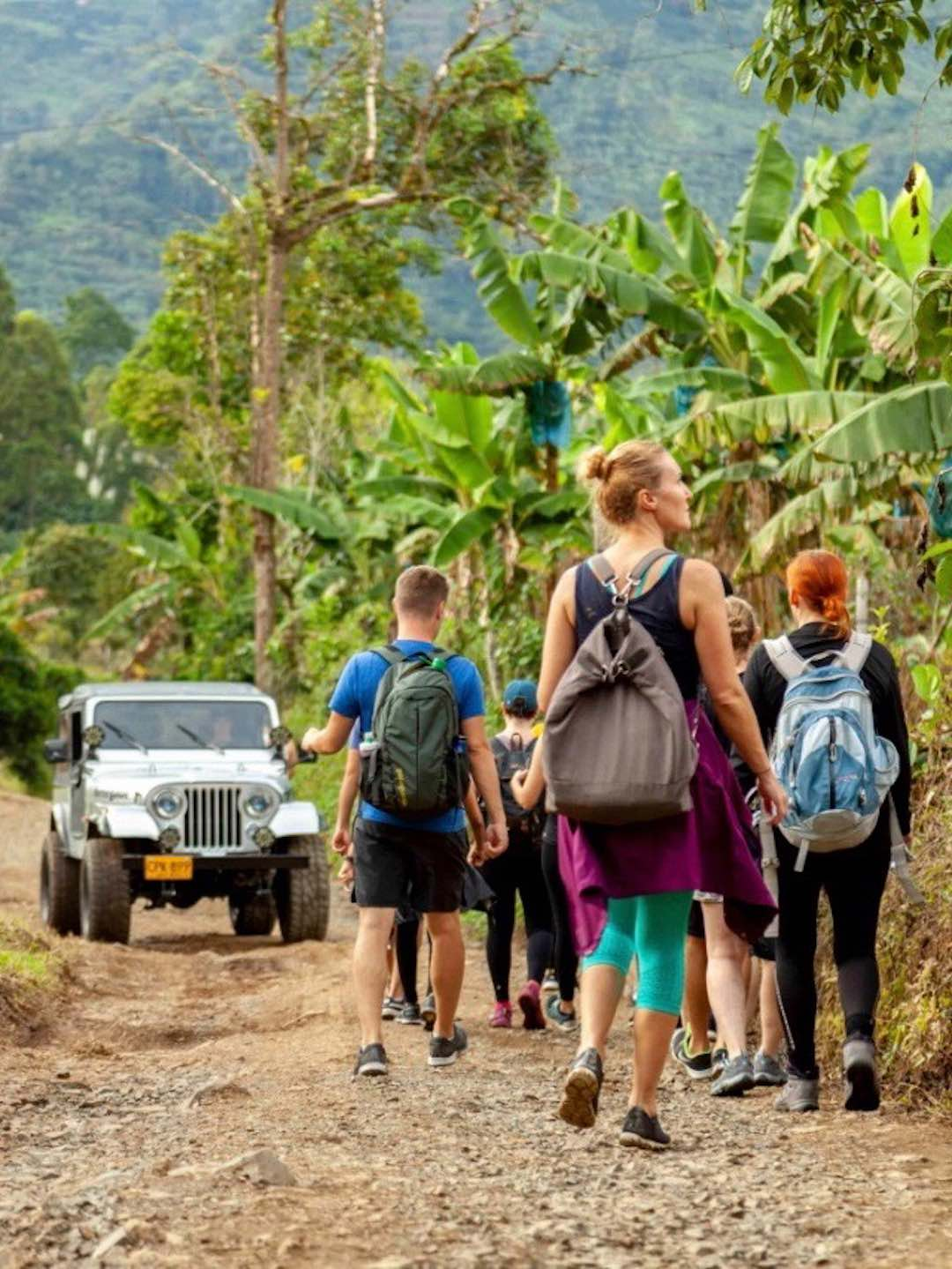 Hiking Antioquia Colombia with Other Way Round Travel
