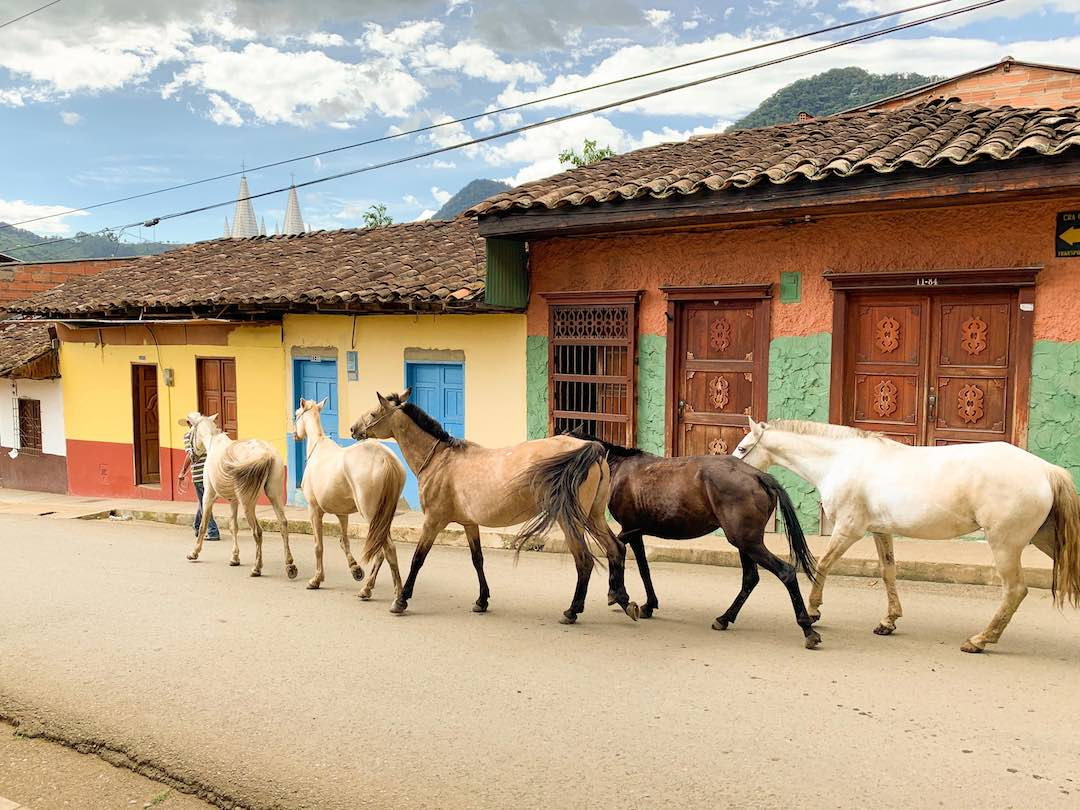 Is it safe to travel Colombia?