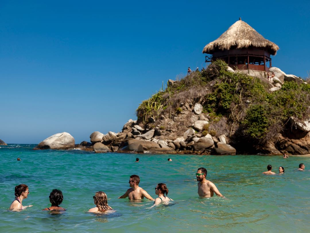 Showing the fun and safe places to travel in colombia