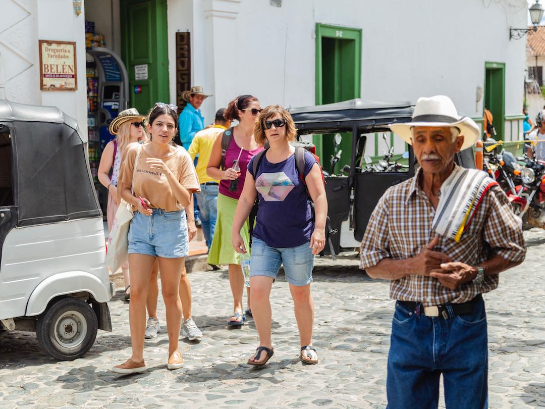 Colombia holiday for 30 and 40 something single travellers