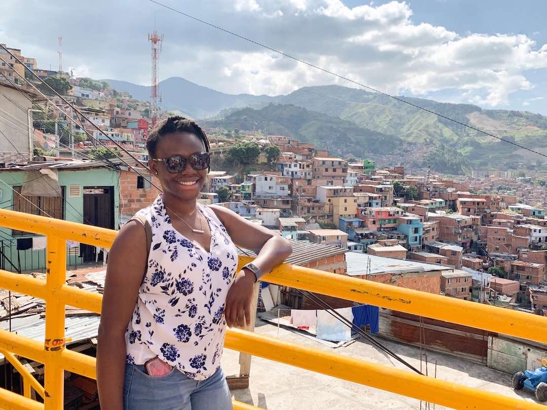 Other Way Round guest testimonial of Colombia group tour