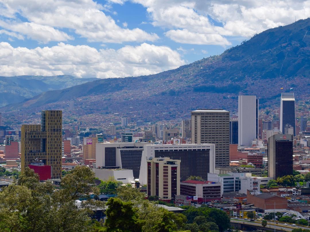 Medellin city, Colombia