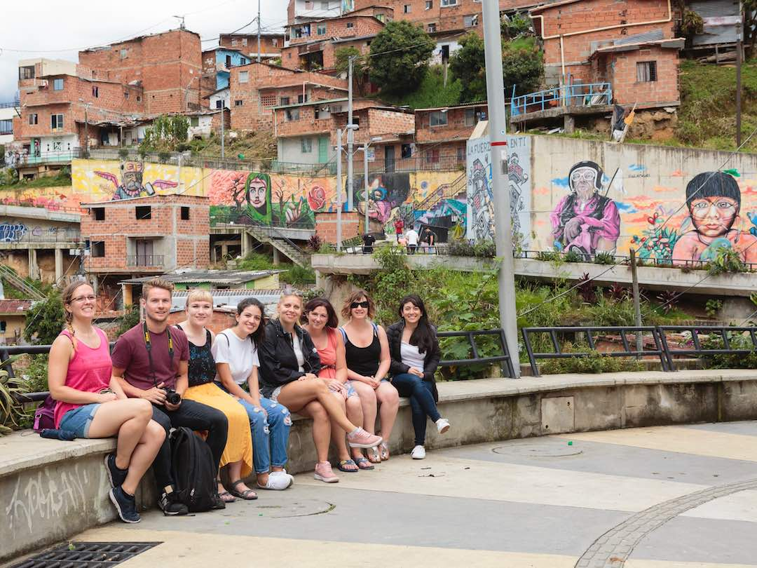 Other Way Round small group tour in Colombia
