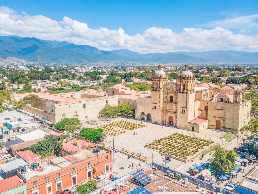 Oaxaca Mexico, during 11 day Mexico tour