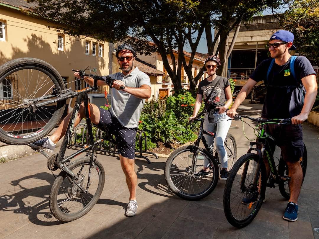 bike tours in guatape colombia