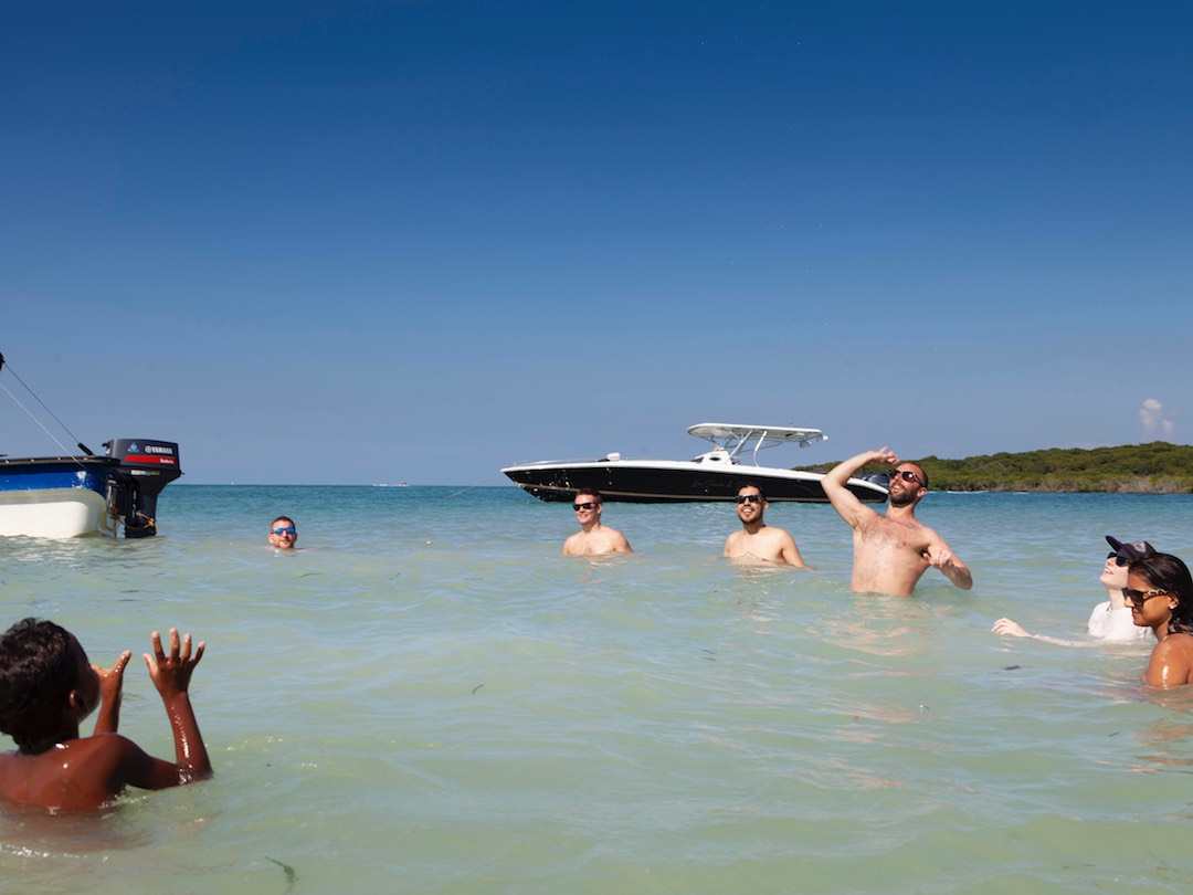 Group tour for solo travellers in Mexico