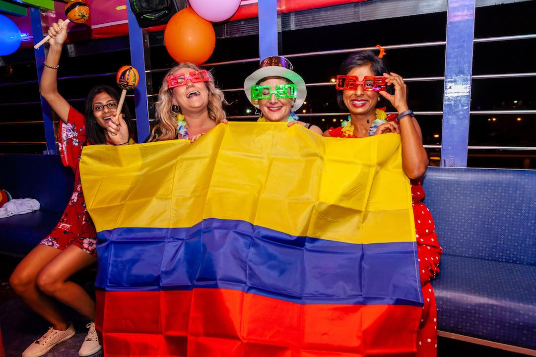 famous things about colombia: national anthem