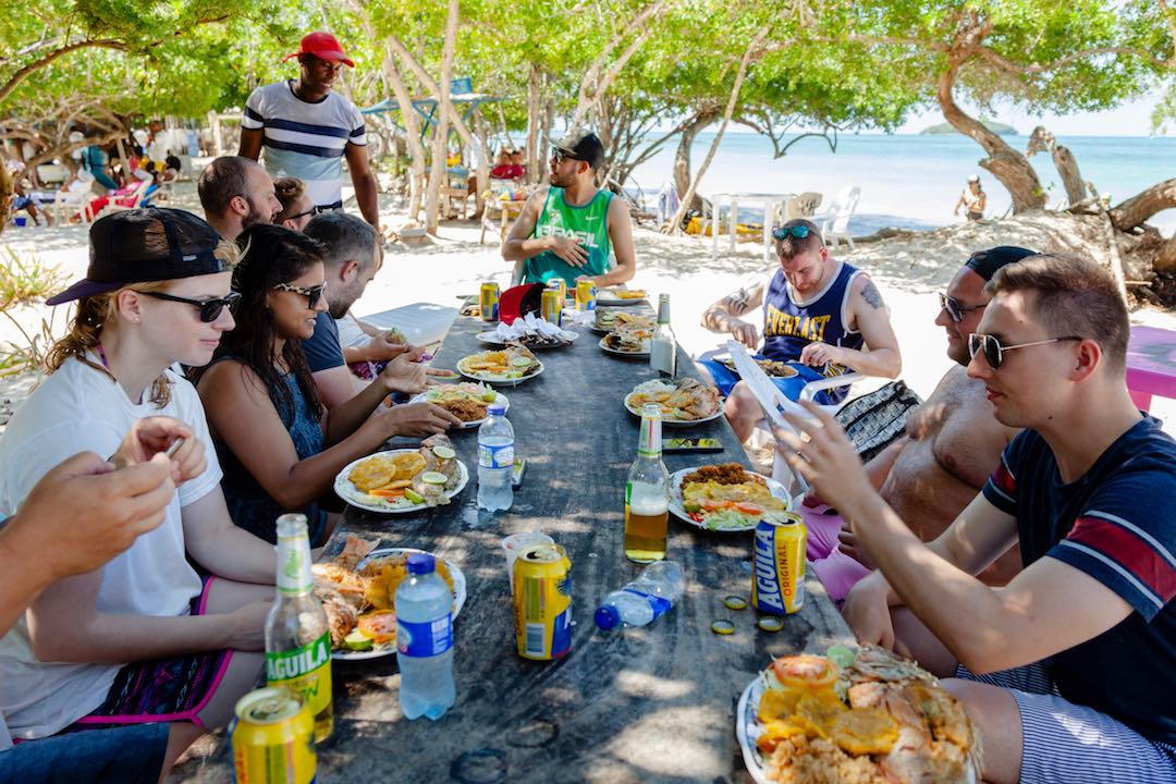 Joining a group tour as an introverted traveller