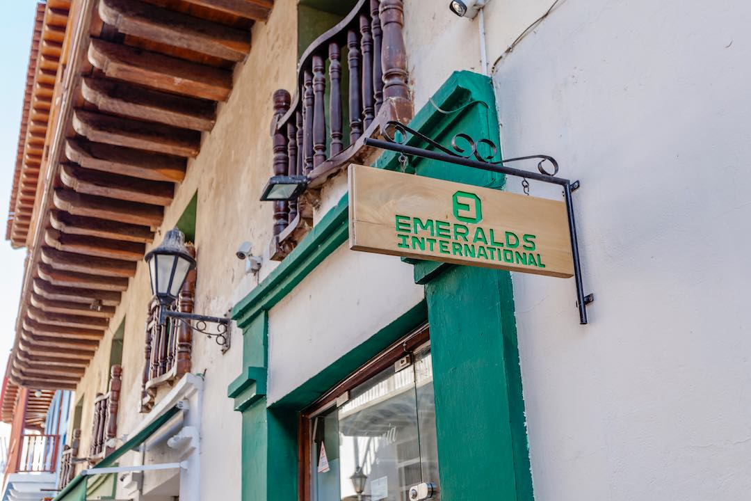 interesting facts about colombia: number 1 emerald exporter in world