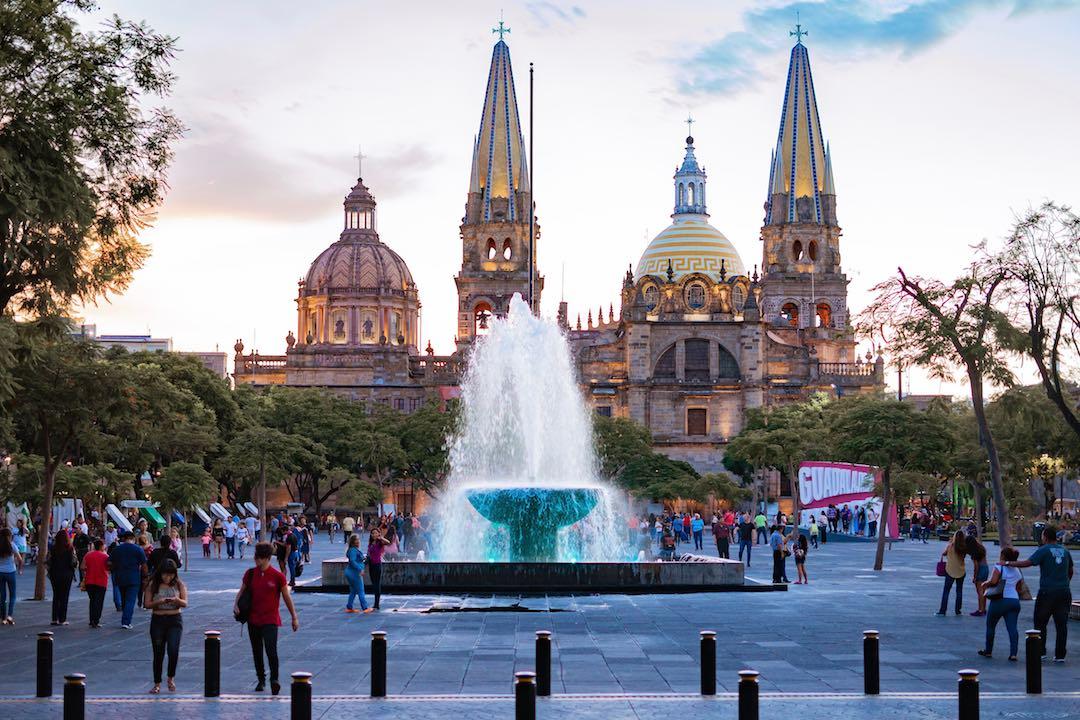 solo travel to Mexico Guadalajara