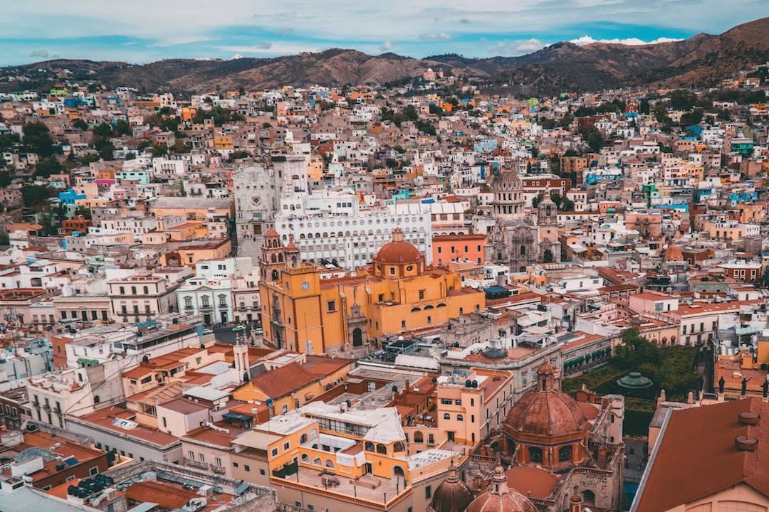 solo travel to Mexico Guanajuato