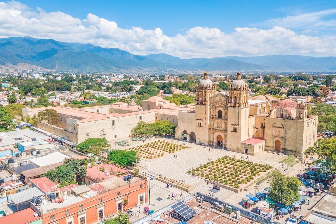 solo travel to Mexico Oaxaca