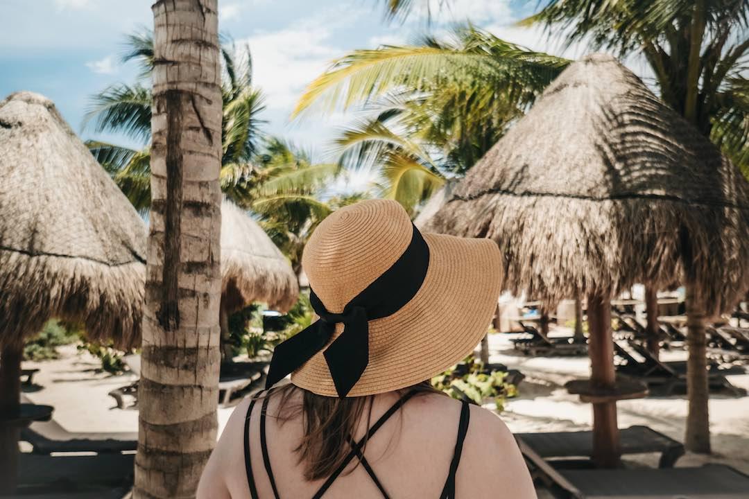 solo travel to Mexico Playa Del Carmen