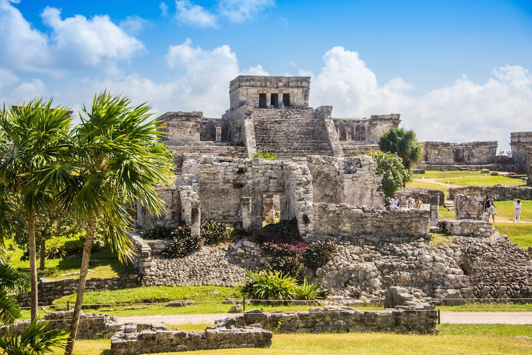 solo travel to Mexico Tulum