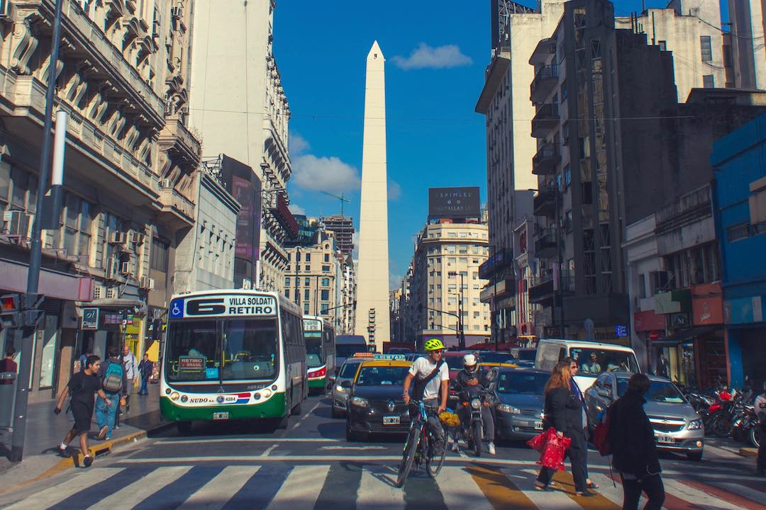 solo travel to south america argentina