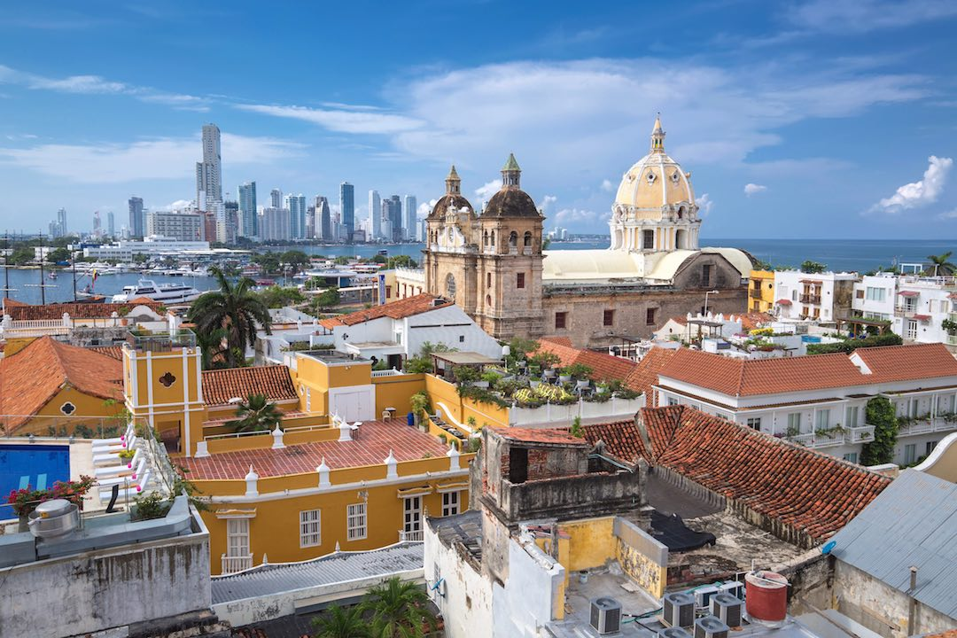 solo travel to south america colombia