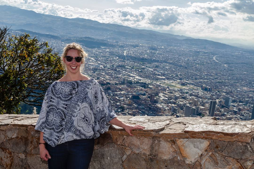 things about colombia: bogota
