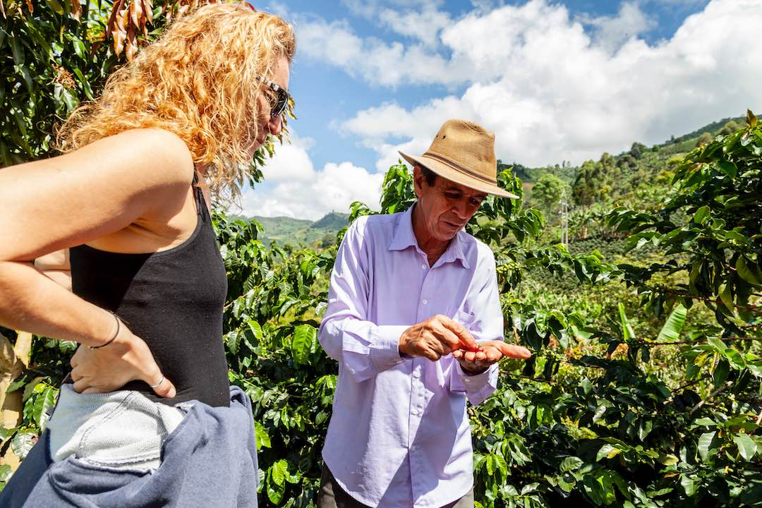 interesting things about colombia: number 3 coffee producer in world