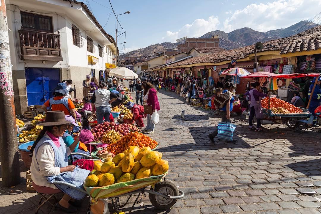 solo female travelling Peru