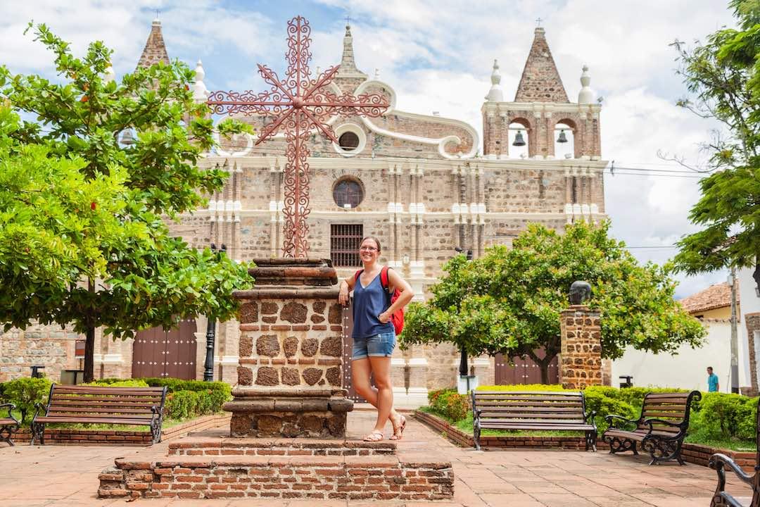 A solo traveller in latin america