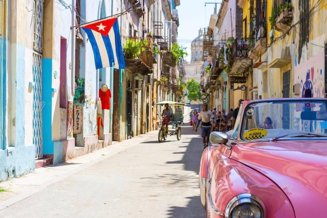 solo travel to cuba, latin america