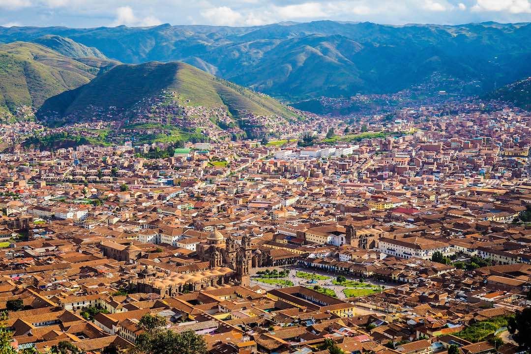 Solo travelling in latin america